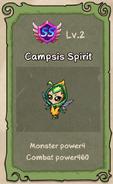 Campsis Spirit 2