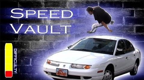 How To SPEED VAULT - Parkour Tutorial