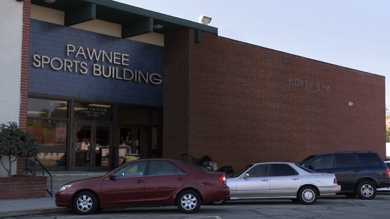 Pawnee Sports Building