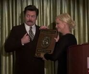 Parks and recreation woman of the year