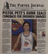 Pistol Pete Article