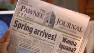 Spring Arrives Pawnee Journal