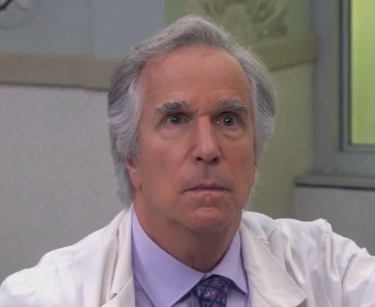 Dr. Saperstein