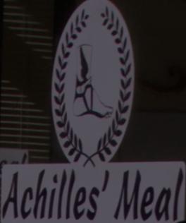 Achilles' Meal