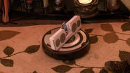 DJ Roomba goes camping