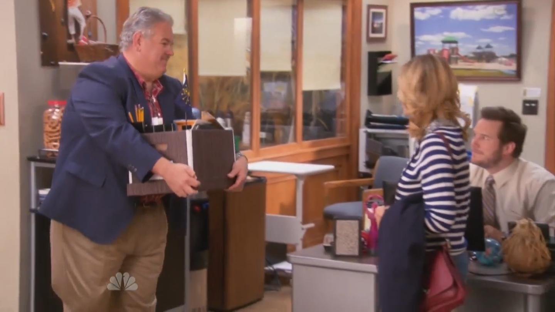 Jerry's Retirement