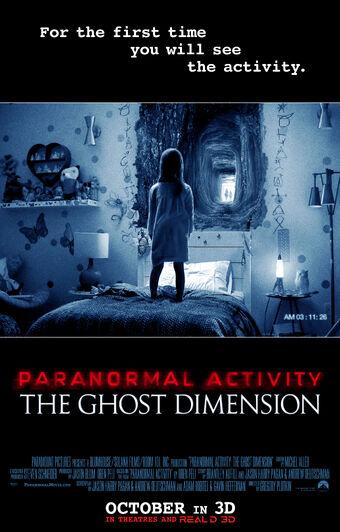 Paranormal Activity Wiki Fandom