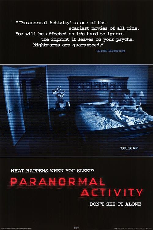 Paranormal Activity Paranormal Activity Wiki Fandom