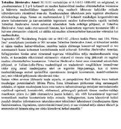 TEHNILISE JARELVALVE AMETI SEISUKOHT 111031