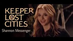 Keeper Of The Lost Cities Movie Trailer *Fan Made*