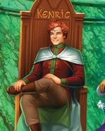 Le conseiller Kenric