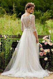 La robe de mariée de Sophie