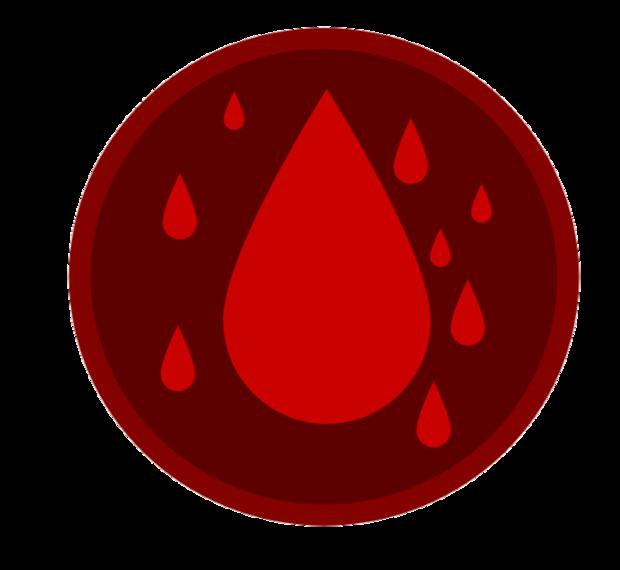 Contrôle du sang et sangkinésie