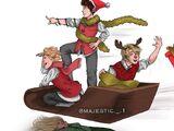Allons sauver Noël!!!