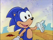 AOSTH Sonic had a is good mission