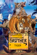 Brother Tiger Poster