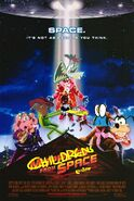 Childrens from Space Poster