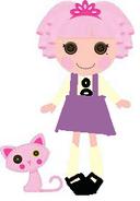 Jewel Sparkles Dressed Up as Muffy Crosswire
