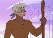 Mr. Geppetto as Uttamatomakkin