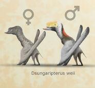 PK Dsungaripterus