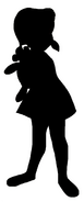 Penny's Silhouette