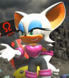 Rouge the Bat in Sonic Forces