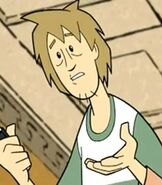 Shaggy Rogers in Shaggy & Scooby-Doo Get a Clue!