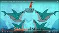 TBLOTN Shark Shiver