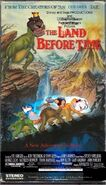 The Children Before Time 1989 VHS Cover