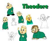 Theodore drawing dump by boredstupid100-dbkk6lk