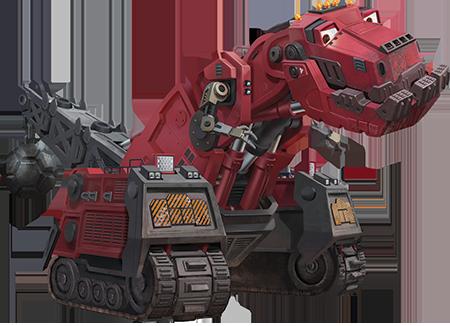 Ty-Rux (DinoTrux)