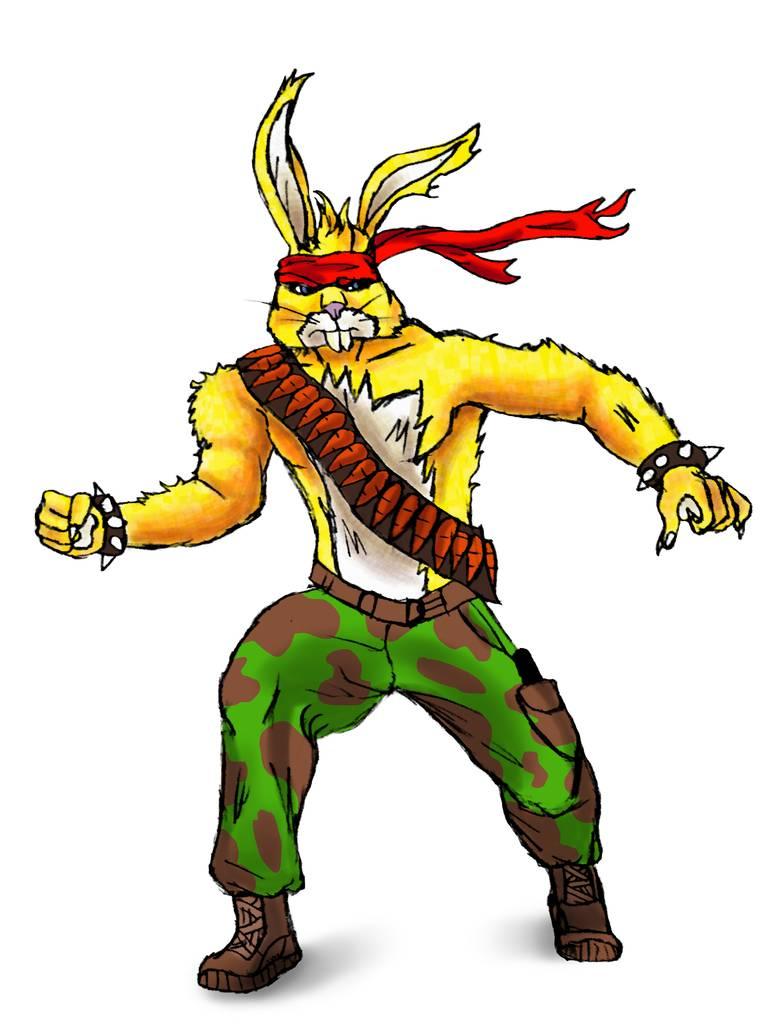 Hoppy (ClayFighter)