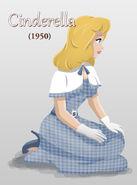 Cindrella - Circa 1950