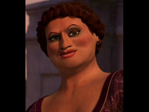 Doris the Ugly Stepsister Is Dead
