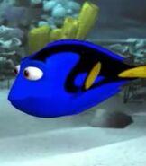 Dory in Finding Nemo (PC)