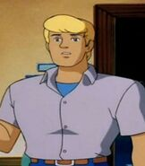 Fred Jones in Scooby Doo and the Alien Invaders
