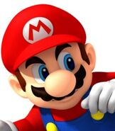 Mario in Mario Sports Mix