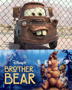 Mater Likes Brother Bear (2003)