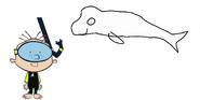 Stanley Griff meets Beluga