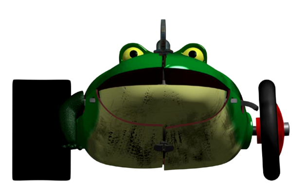 The Frog (Toy Story)