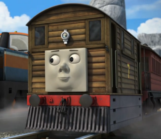 Toby the Engine (Frosty the Snowman)