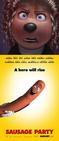 Ash the Porcupine Hates Sausage Party