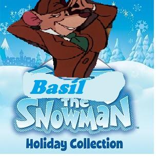 Basil of Baker Street (Frosty The Snowman)