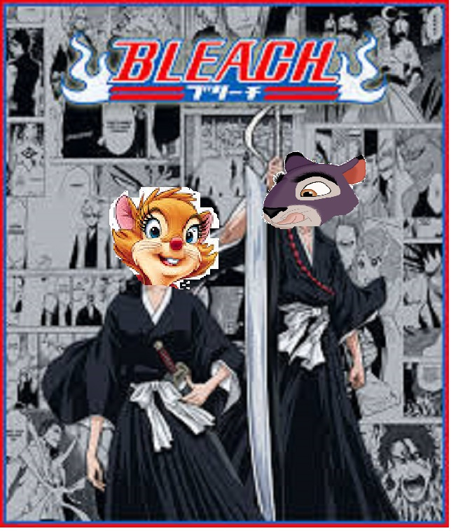 Bleach (398Movies Animal Style)