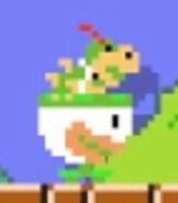 Bowser Jr. in Super Mario Marker