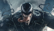 Hardy as Venom