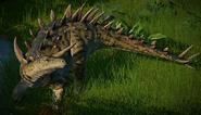 JWE Huayangosaurus