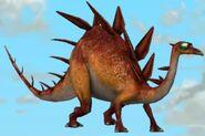 Kentrosaurus Ice Age