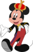 King Mickey Mouse