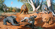 Megafauna-australia-extinction